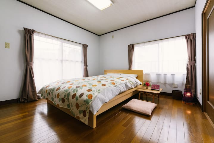 New Open! Family welcome ,near the bus stop - Minami-ku, Fukuoka-shi - Dom