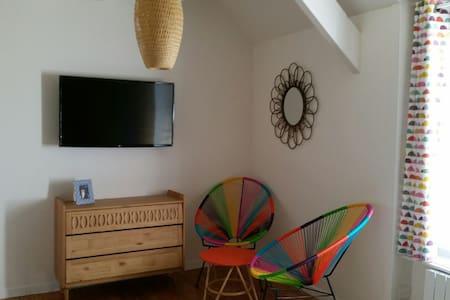 Chambre Vintage - Pleurtuit