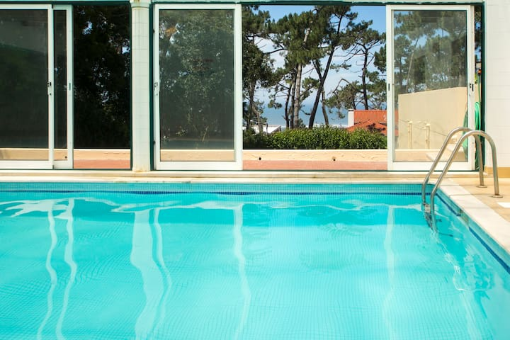 S. Pedro Beach House with Pool
