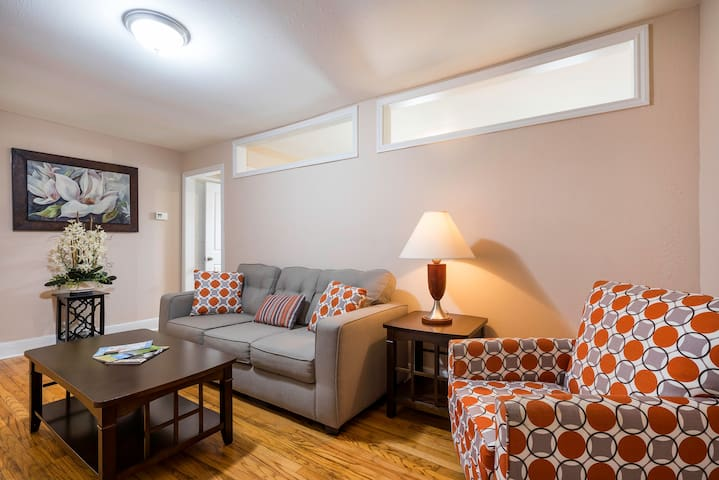 Cozy Retreat Close to Metro, MD Anderson, Med Cent