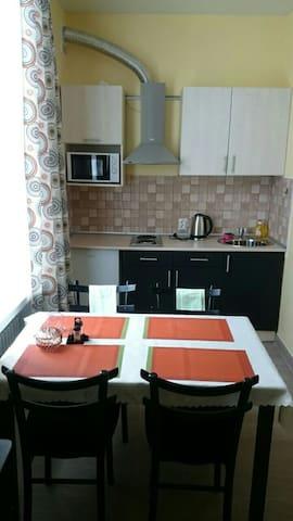 Апартаменты на Комсомольской #3 - Сортавала - Lejlighed