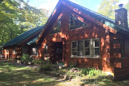 Spacious Cabin on Spider Lake in Iron River, WI