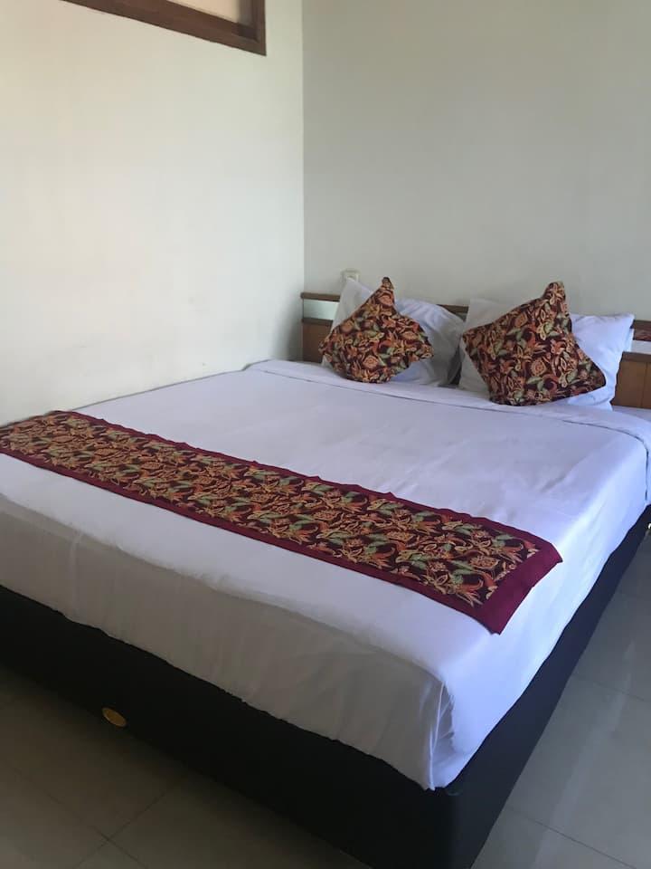Imelda residence : deluxe double room (2.1)