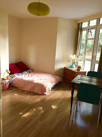 Large Double Room Sheperd's Bush, 10m Notting Hill - London - Apartment