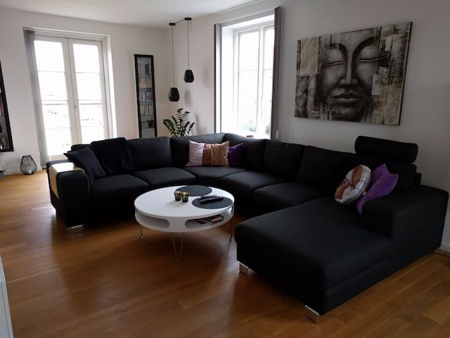 Cosy 2 bedroom apartment close to Copenhagen - Hvidovre - Appartement