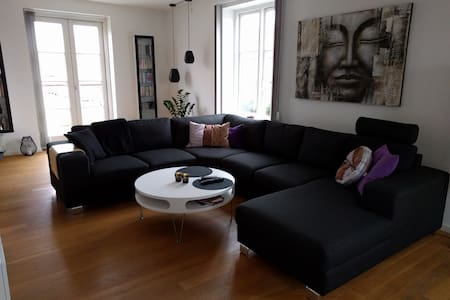 Cosy 2 bedroom apartment close to Copenhagen - Hvidovre - Lejlighed