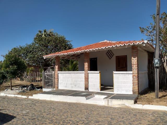 Casa rústica próxima a praia