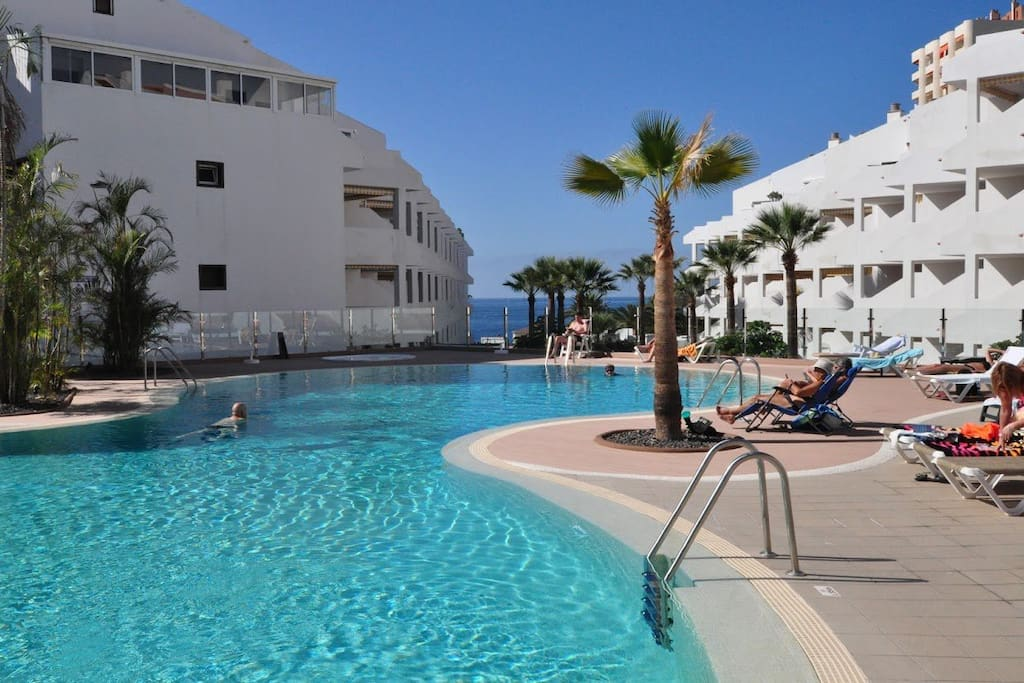 Apartments To Rent In Paloma Beach Los Cristianos