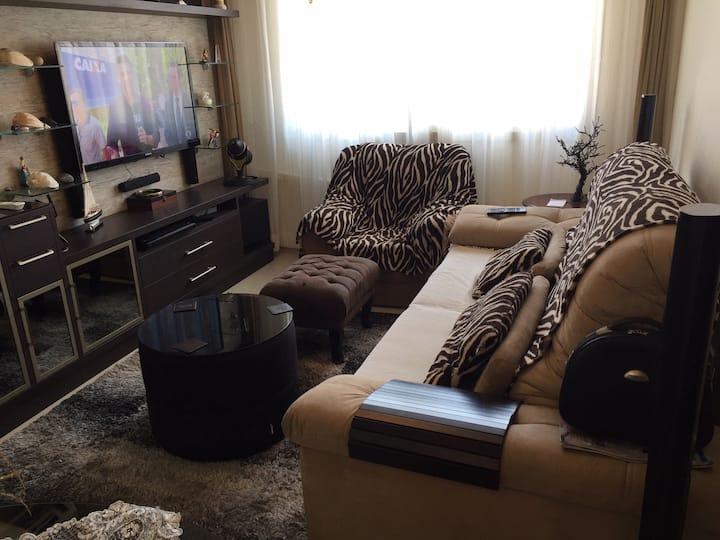 Apartamento confortável próximo a tudo - Canoas/RS
