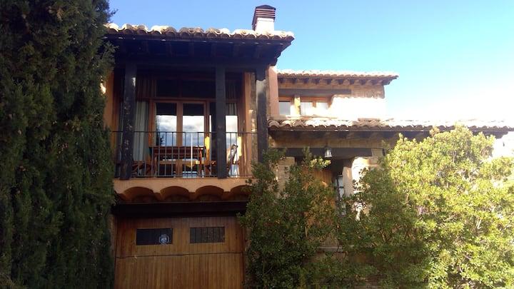 Casa calañés de Mora