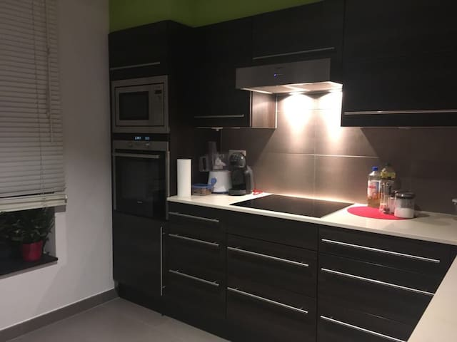 Apartment close to centre,airport,business area