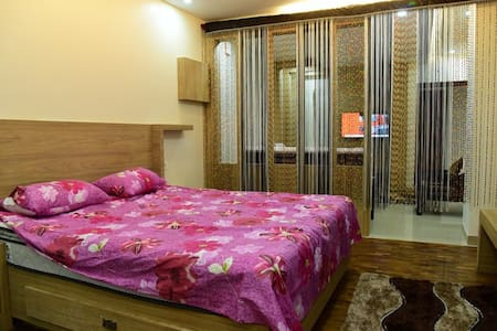 Fully Furnished Studio(A/c)-CityCenter-07E - Thiruvananthapuram - Wohnung