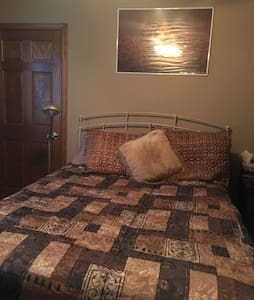 Room for rent nite/wk/or month - Kankakee - Hús