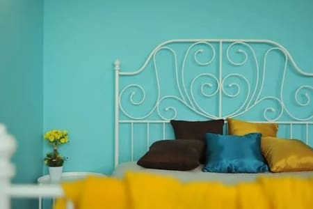 "Апартаменты ""Бирюза"""