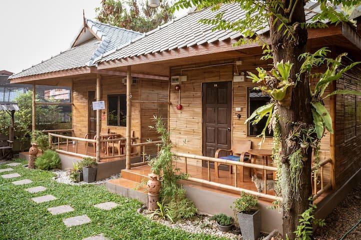 Jaidee Bamboo Huts - Signature Bamboo Hut