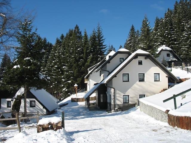 ROGLA SMREKA ski resort