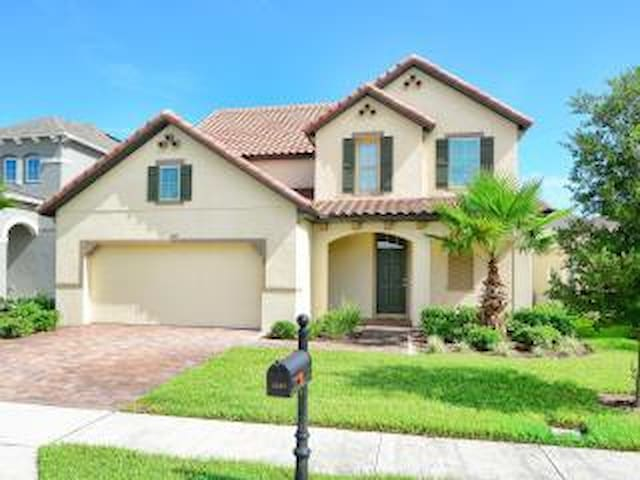 Ótima casa em Orlando/Disney - Davenport - Casa