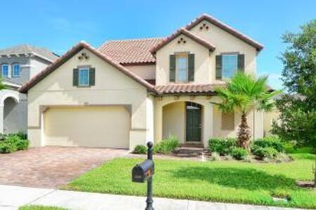 Ótima casa em Orlando/Disney - Davenport - House