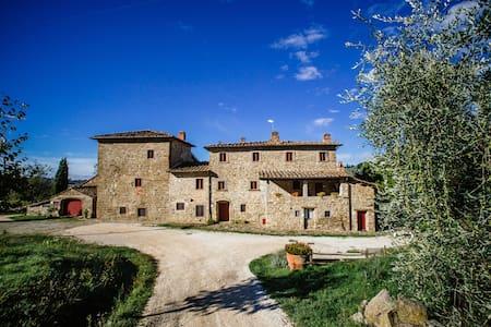 Agriturismo Palaia, near Florence
