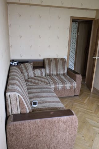 Fifa 2018 Moscow 2rooms flat