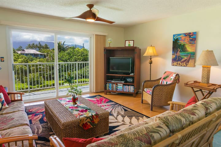 Ocean and Mountain View Condo
