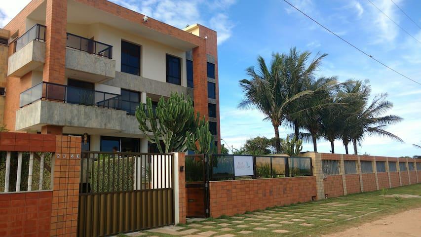 Pousada Mar Aberto_Suite Setibão - Setiba, Guarapari - Bed & Breakfast