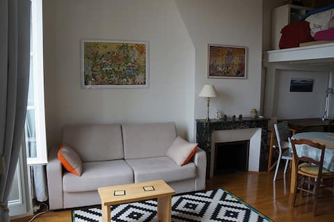 "Studio in Versailles ""quartier Saint Louis"""