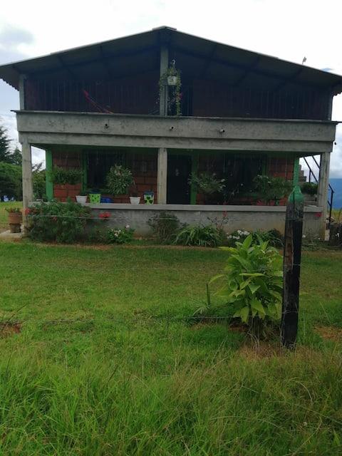 Habitación de campo