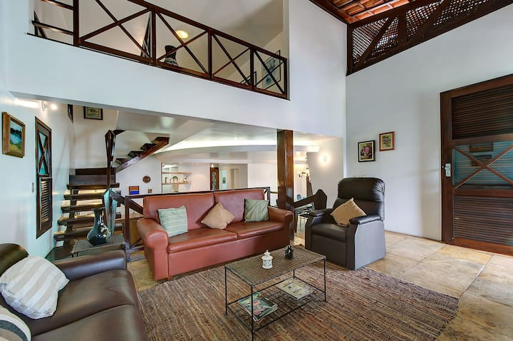 Charming house 150m from the beach of Cumbuco by Carpediem