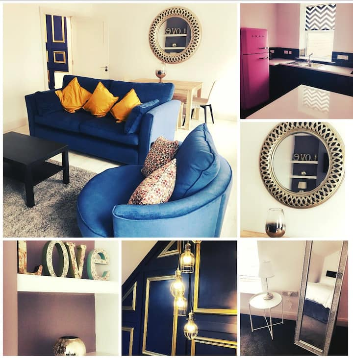 No 16 Main Self Catering Town House Town Centre