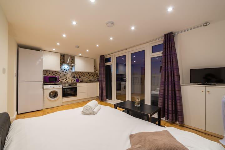 Terraced Top Floor Kensington