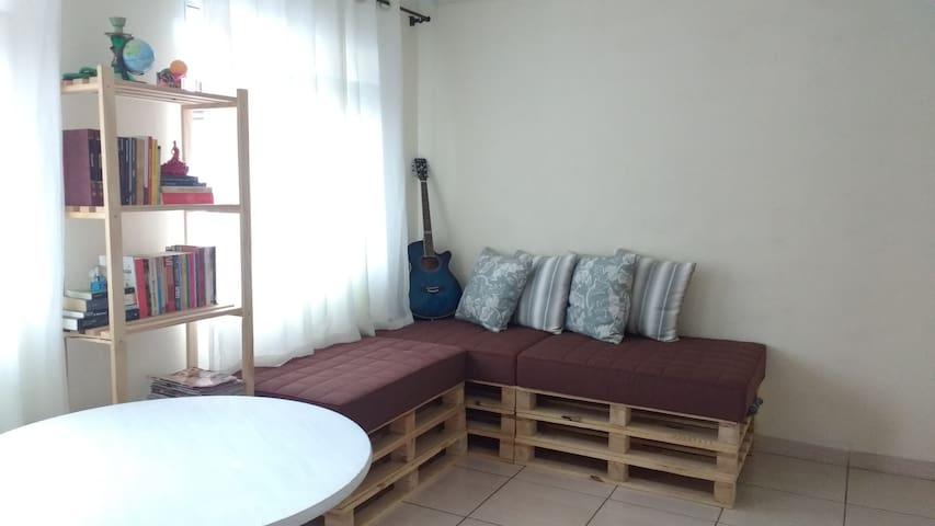 Apê aconchegante para visitar Curitiba! - Curitiba - Wohnung
