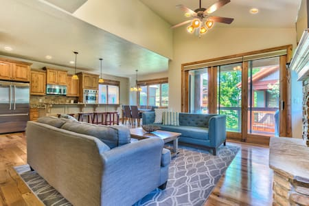 Vista Villa at Deer Valley & Lake Jordanelle 4 Bed