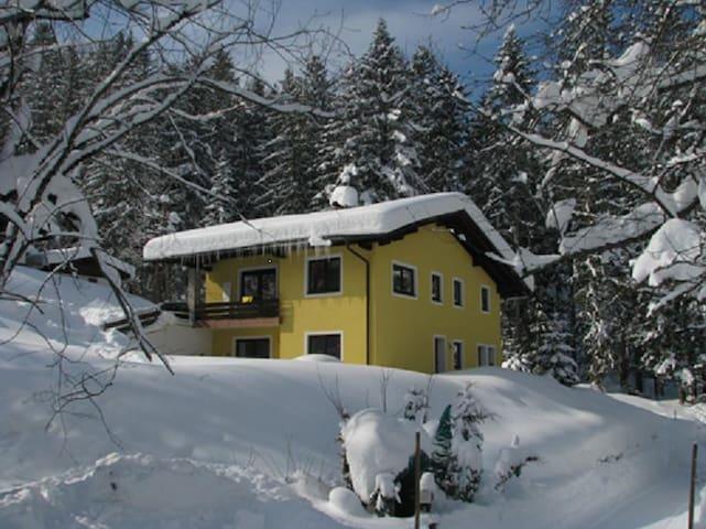 Haus Heidelberg aan de piste van Annaberg - annaberg - Wohnung