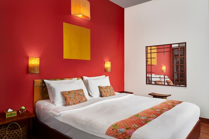 TeaHouse Hotel - Superior Double room