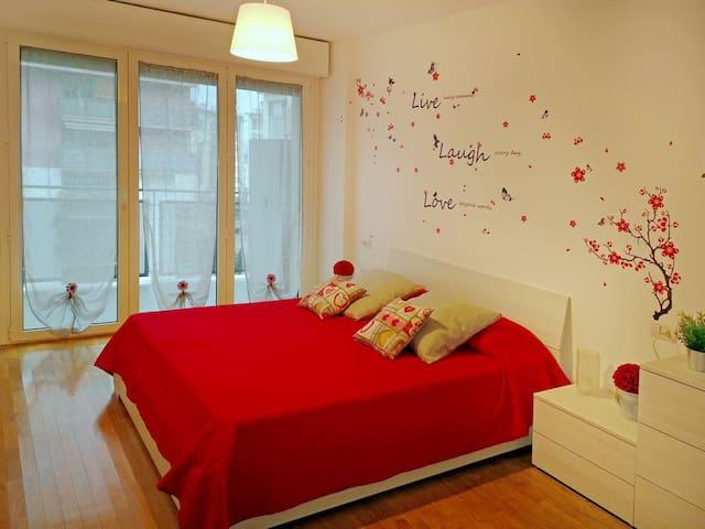 Romantic apartment in SantaGiulia - MM3 Rogoredo