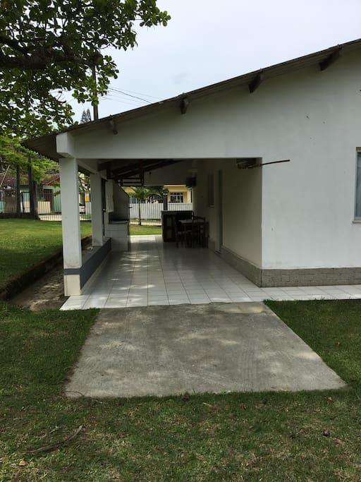 Garagem - casa nº2