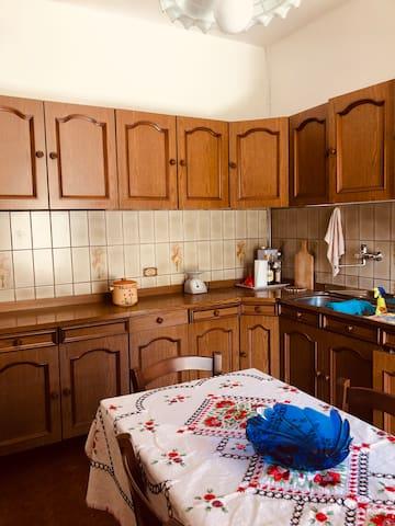 appartamento  dalla nonna Libia
