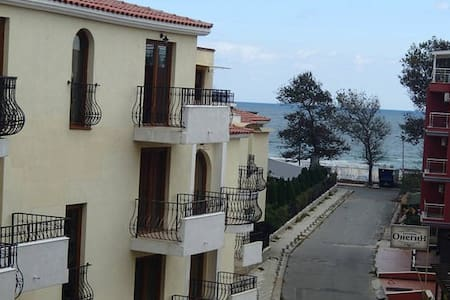 1-bedroom apartment with seaview near the beach - Burgas