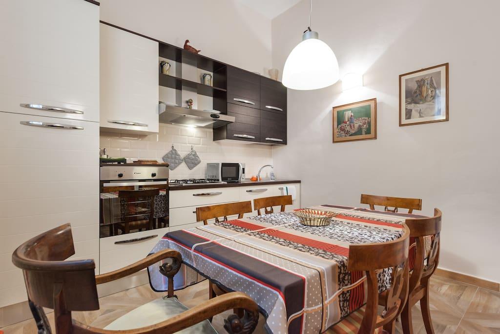 La comoda cucina