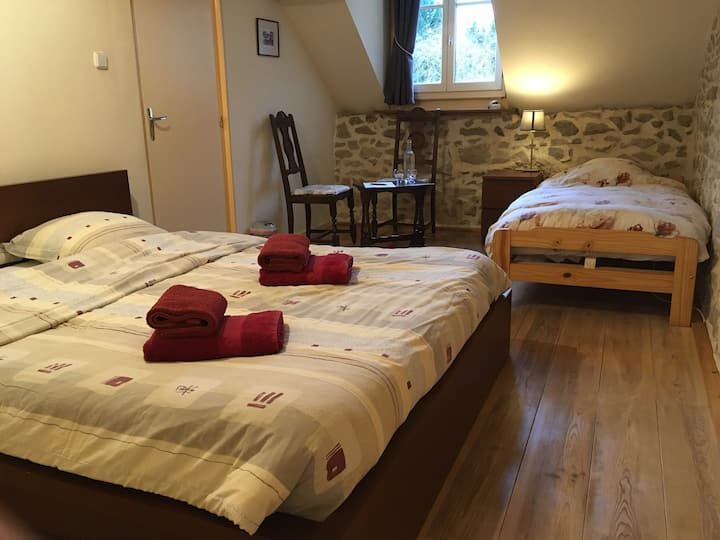 Bed and Breakfast on the countryside - Lavande