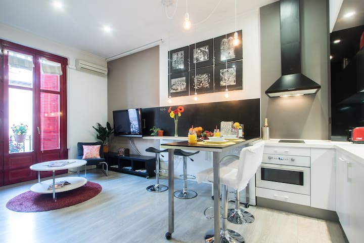 Your apartment in the heart of Alicante!
