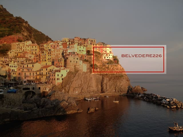 Splendid villa overlooking the sea - Manarola - Villa