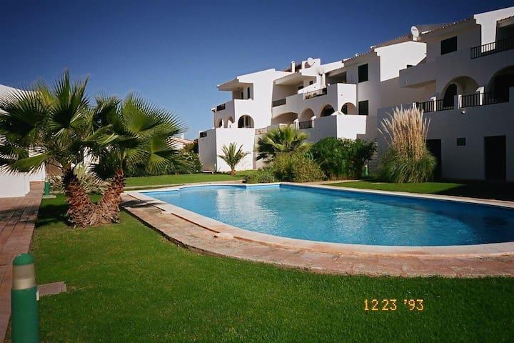 Apartamento Albatros con vistas al campo de golf