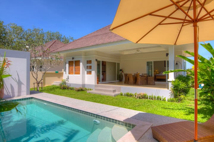 Villa Pearl 2 fully furnished with swimming pool