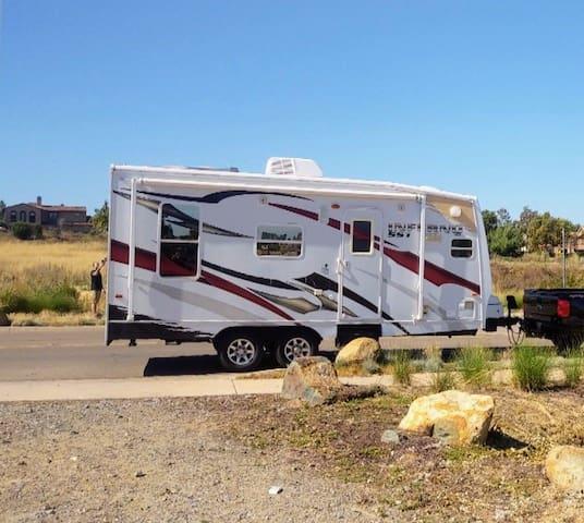 Custom Camping Trailer for your getaway