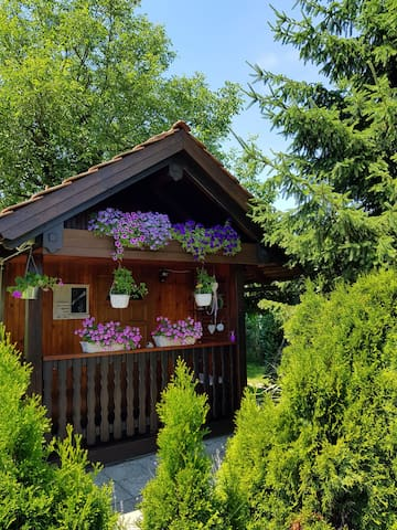 COTTAGE LICKO/15MIN TO LJUBLJANA/FREE PARKING/WIFI