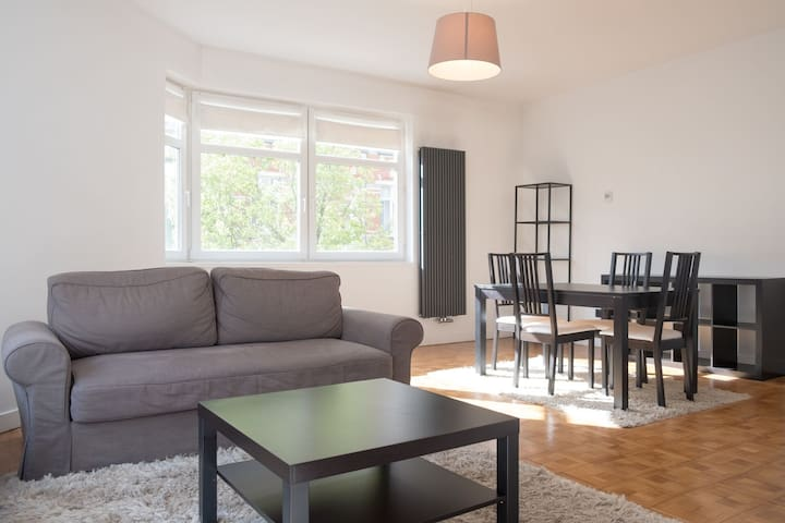 Uccle: appartement neuf et lumineux