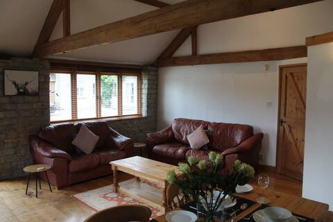 Charming Barn Conversion in the heart of Somerset.