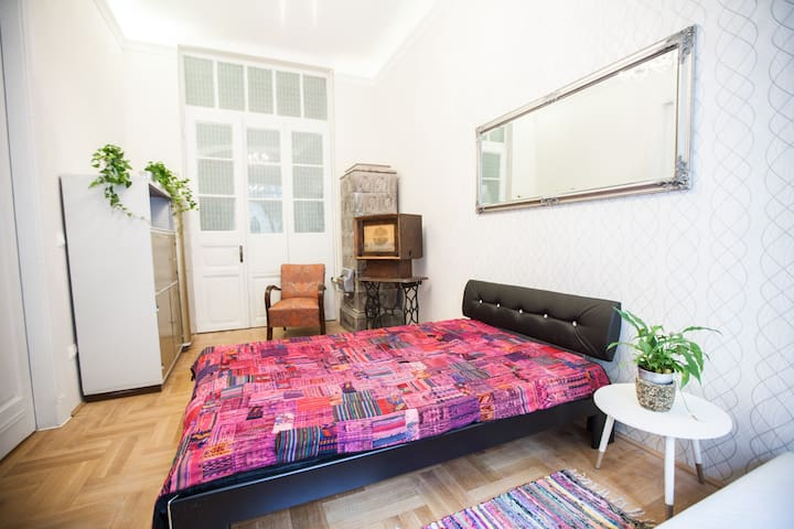 Friendly room near to city centre